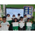 3LM used the 'Bumblebee' rhythm to show off their rhythmic skills!