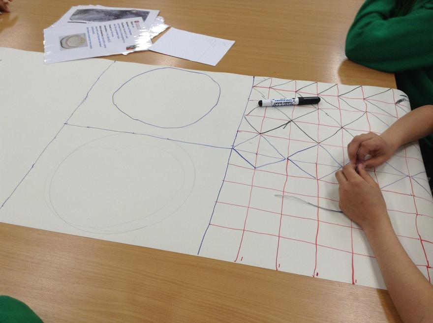 Recreating Mosaics with Roman methods