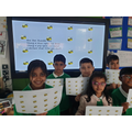 3LM used the 'Bumblebee' rhythm to learn about keeping a steady beat or pulse!
