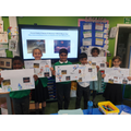 3LM listened and responded to two beautiful but contrasting pieces of music.