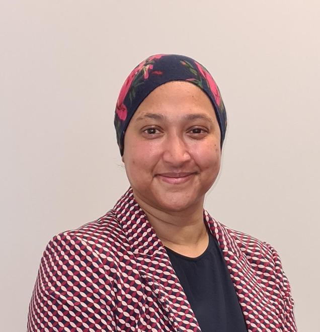 Mrs. Chowdhury, Headteacher