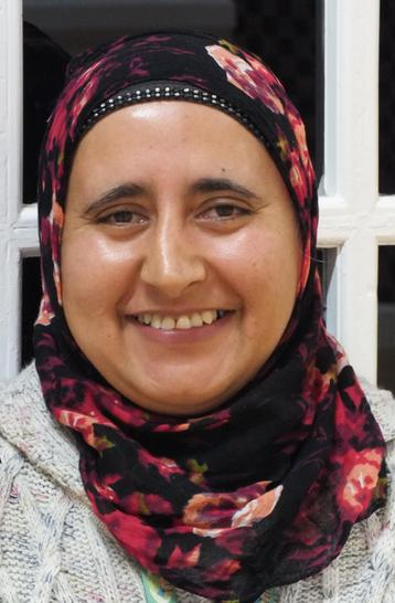 Ms Yasmin Khaliq (Staff Governor)