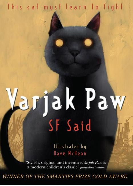 Varjak must use the secret martial art for cats to survive in the city.