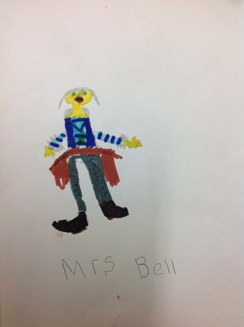 Mrs Bell - Year 1 Teacher Thurs/ Fri