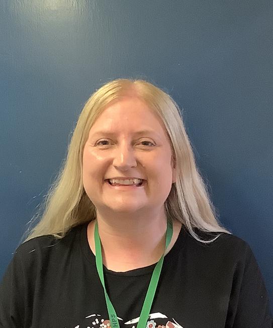 Nikki Renaldi, Deputy Head, Staff Representative