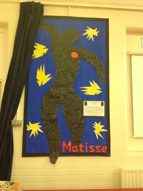 Early Years studied the work of Henri Matisse
