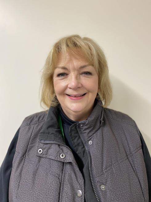 Carmel Parker, headteacher