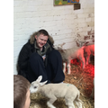 The lambs liked Billy.
