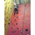 Some pupils are already climbing to the top.....