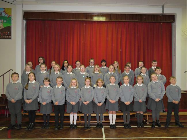 Choir 2017-2018