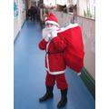 Ruddi was Santa