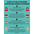 8 Ways to help children struggling during lockdown (5-8)