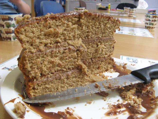 Chocolate Cake from Matilda