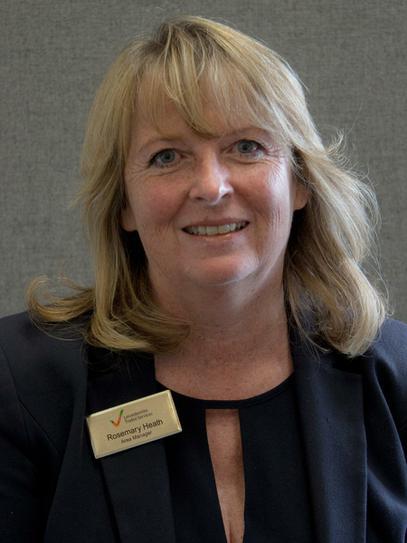 Rosemary Heath Aream Manager