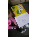 Maggie's favourite book - Runaway Pea