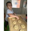 Fabulous cookies