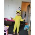 I am Pikachu!