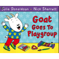Goat goes to Playgroup - what is similar at school to nursery?