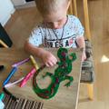 Fantastic salamander!