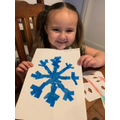 What a beautiful snowflake!