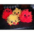 What great pom pom chicks Artjoms!