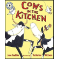 Cows in the Kitchen - we 'sing' the words in this book. Does your child know the tune?