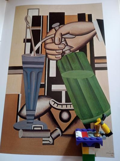 The Siphon by Leger, copied by Barney