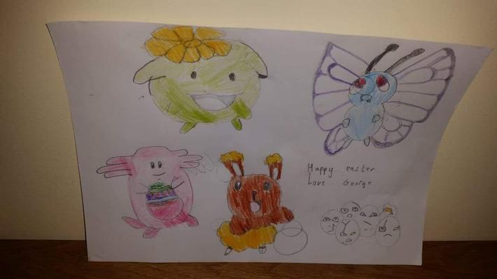 George 4TR created this wonderful Pokemon picture.