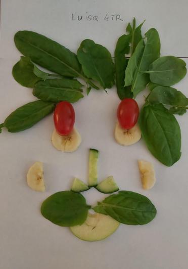 Luisa's fruit portrait