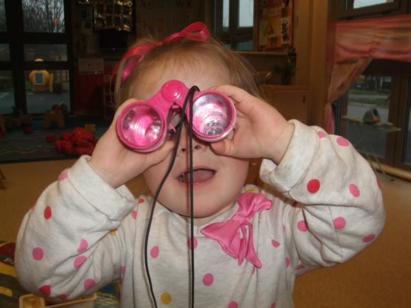 I can see all my friends in Nursery