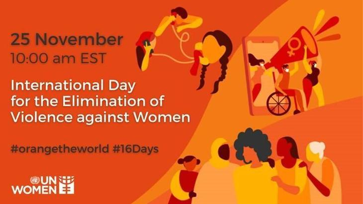 International Day for Violence Againt Women Poster