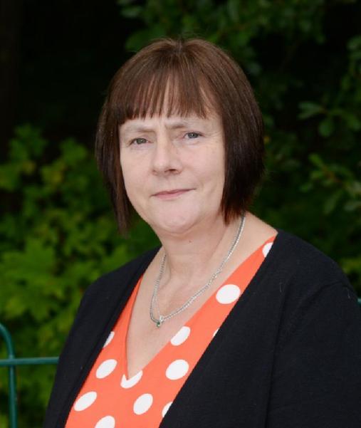 Mrs G Hayden - Senior Admin Officer