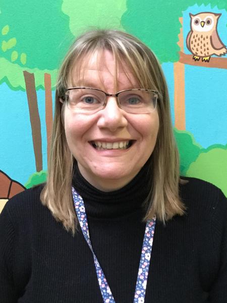 Mrs Sandrine Dufour-Mantere, Admin Assistant
