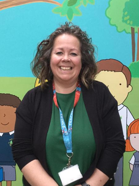 Mrs Jo Armes, Key Stage 1 Leader