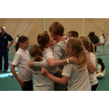 Victory! Winners of Hampshire School's Cricket