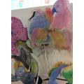 Pastel Birds Year 1/2