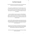 Our World is Beautiful by Giada Crothers Y6