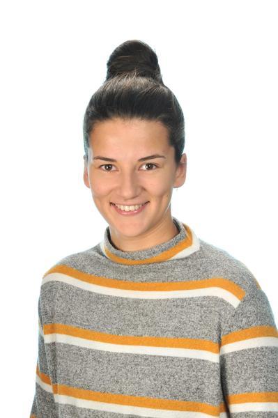 Hannah Stratton, Class Teacher, PE leader