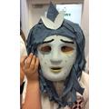 Sadness- Venetian Mask