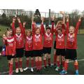 Girls Football team triumph!