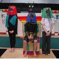 The Boy King Year 3/4 performance