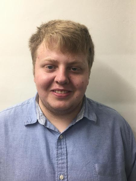 Edward Adlam, Learning Support Assistant