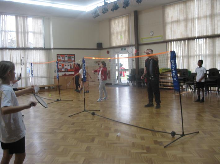 Badminton Lunch Club