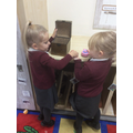 Exploring our mystery box!