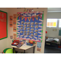Here are some displays of our amazing work!