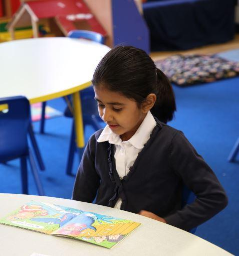 Reading in Year 1