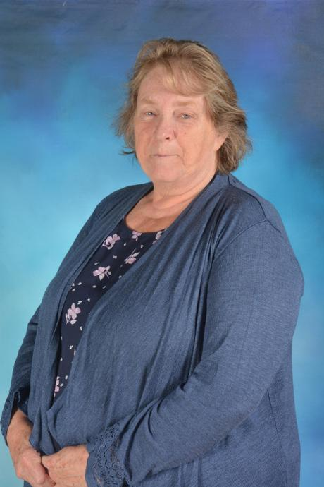 Mrs J Parrish - Teaching Assistant (1:1 Support)