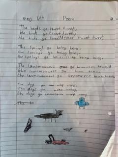 Lincoln's poem