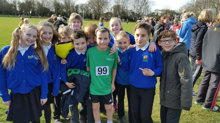 Ethan: N/Forest C-Country County trials - 20th!