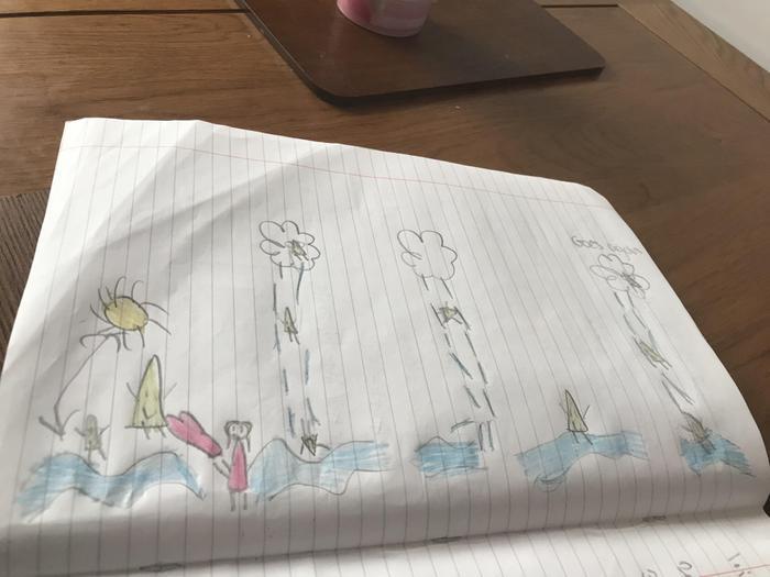 Alaina's drawing!